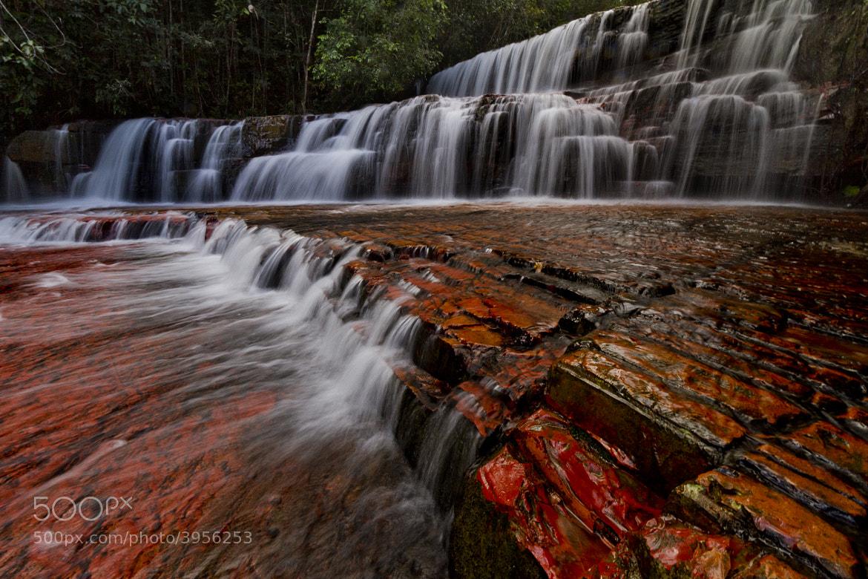Photograph La Quebrada del Jaspe by Ivan Castro on 500px