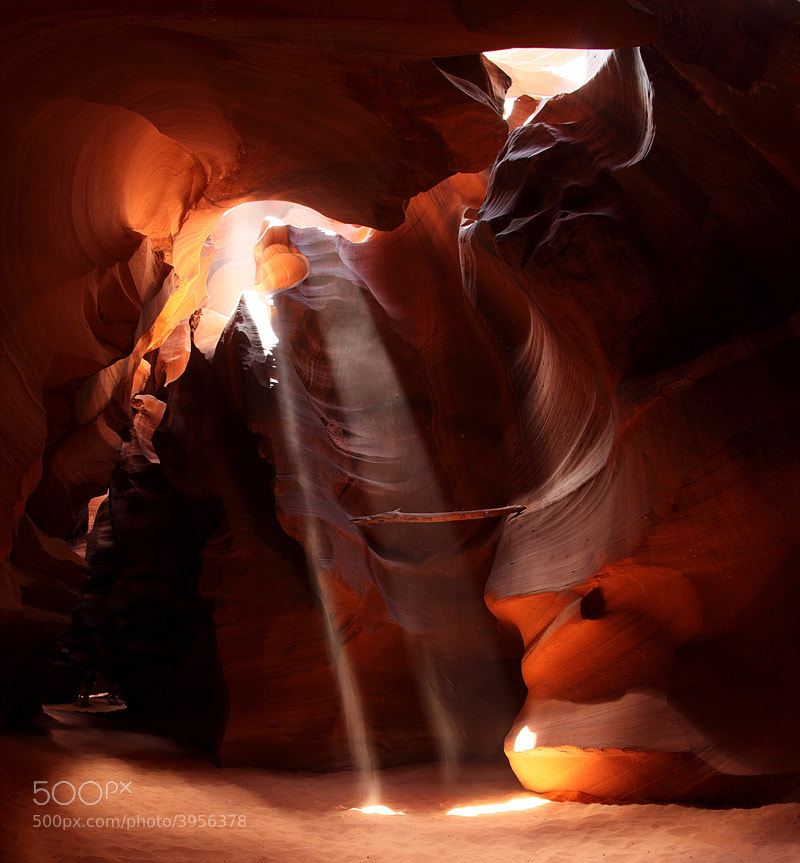 Photograph Antelope Canyon by kattyan on 500px