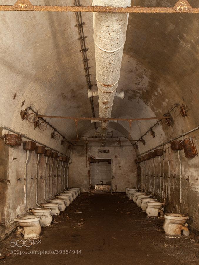 Photograph Bunker by Stefaan Beernaert on 500px
