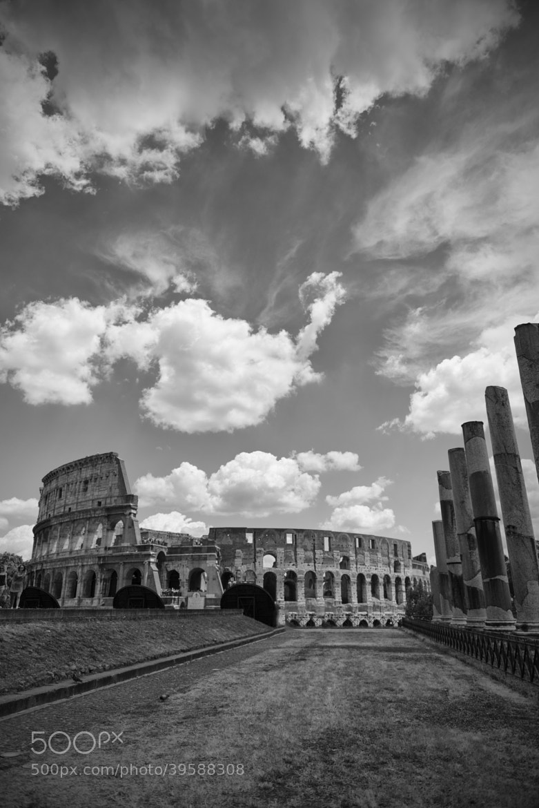 Photograph Colosseo by Fabio La Monica on 500px