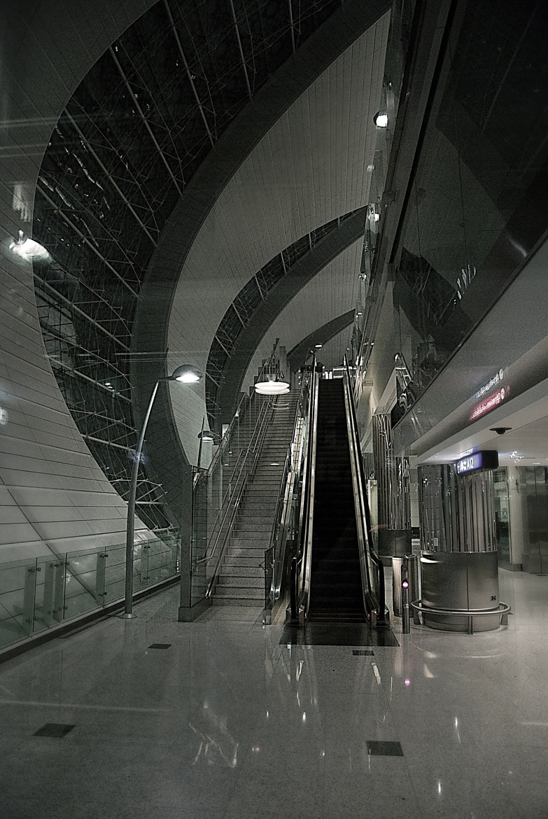 Photograph Aéroport by Hubert Bokobza on 500px