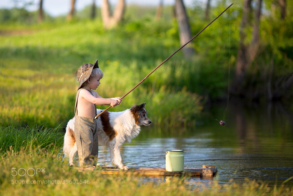 Photograph Fisherman by Светлана Квашина on 500px