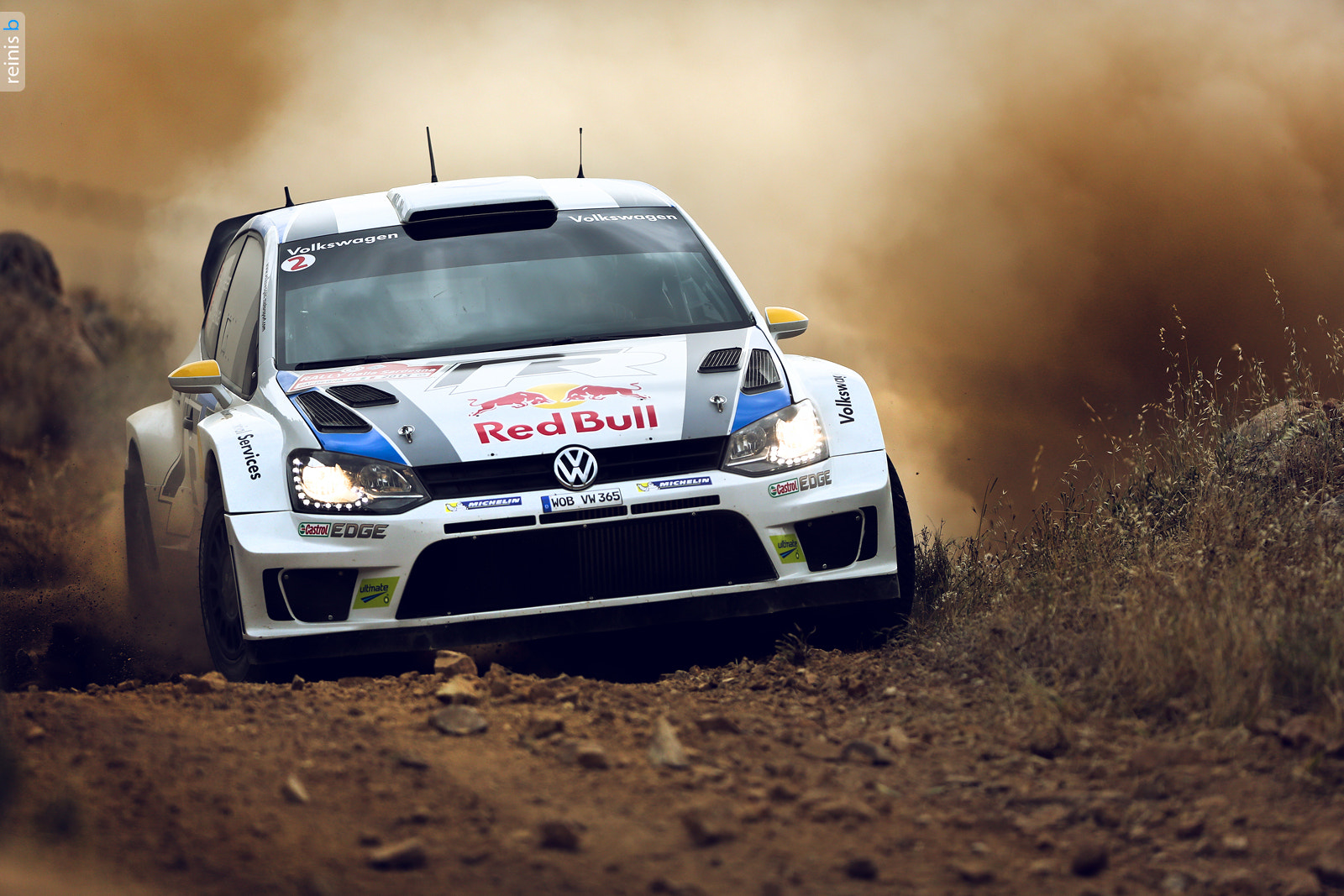 Photograph WRC Sardegna 2013 by Reinis Babrovskis on 500px