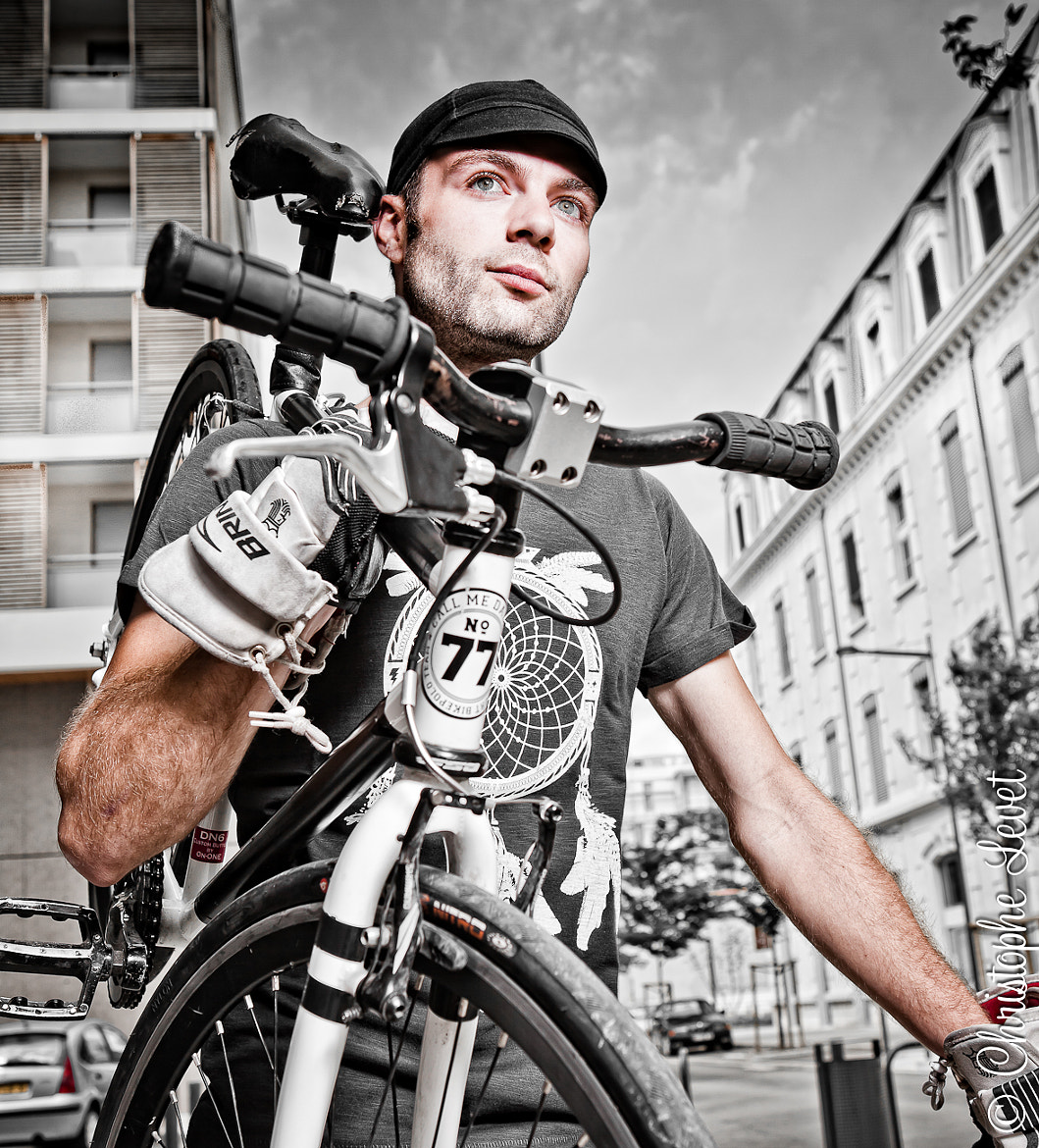 Photograph Call Me daddy - Bike Polo by christophe Levet on 500px