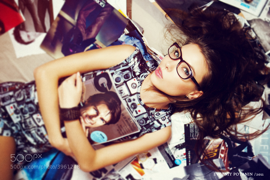 Photograph GQ by Evgeniy  Potanin on 500px