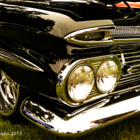 chrome is cool by Jeff Franklin on 500px.com