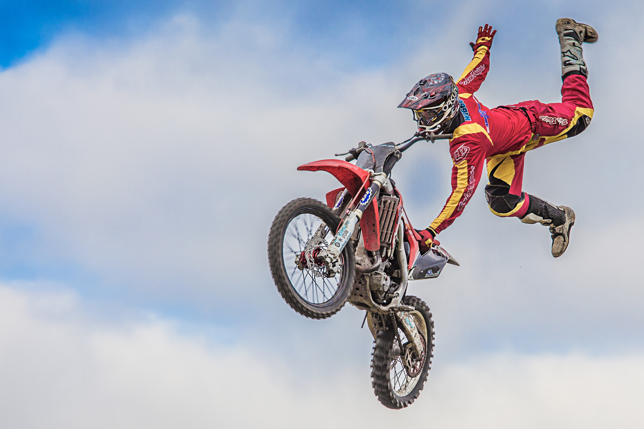 Photograph High Flyer by Tony Antoniou on 500px