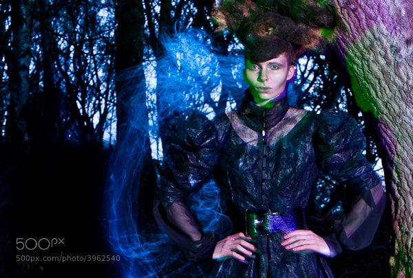 Photograph Supernatural couture 2 by Martin Higgs on 500px