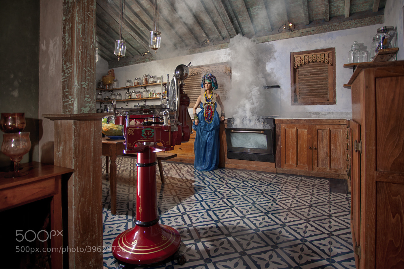Photograph Ethnic 1 by Kirill Utevsky on 500px