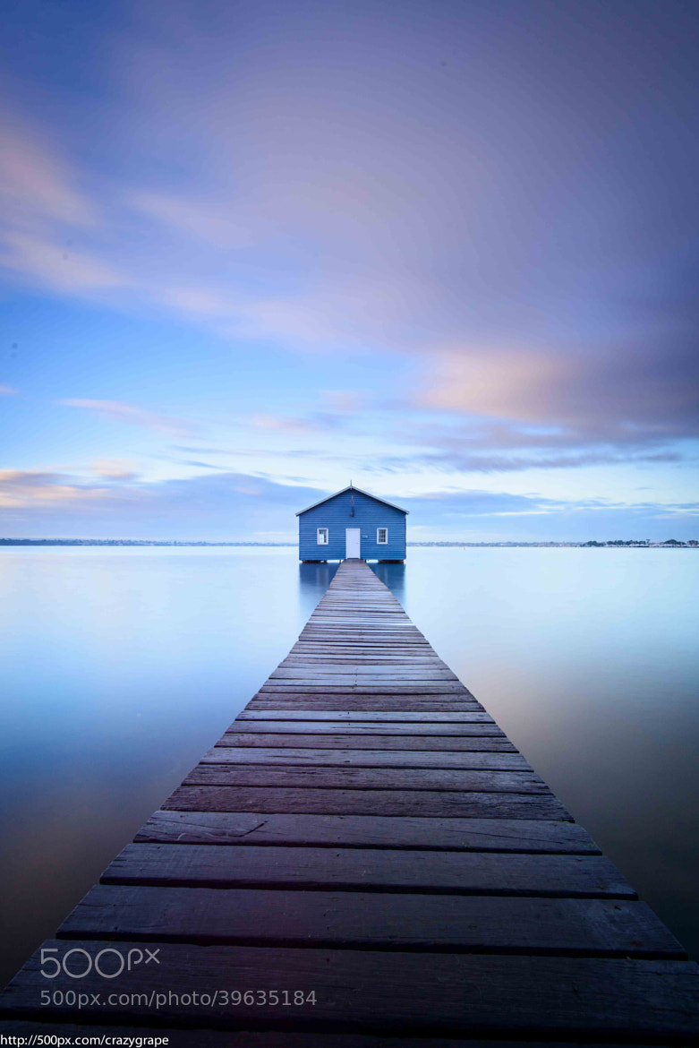 Photograph The Boathouse @ dawn by steven goh on 500px