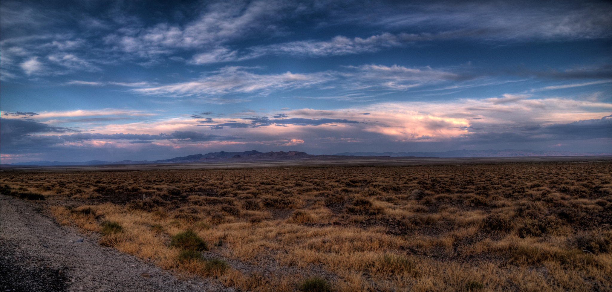 Photograph Nevada Sunset by Jon Weiland on 500px