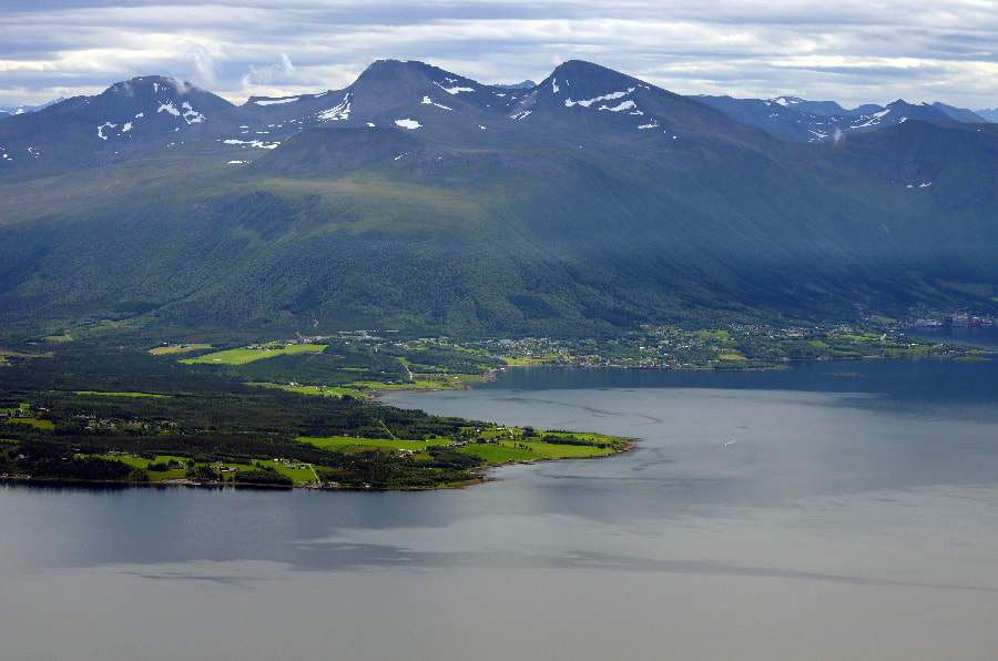 Photograph norway mountains by Justas R on 500px