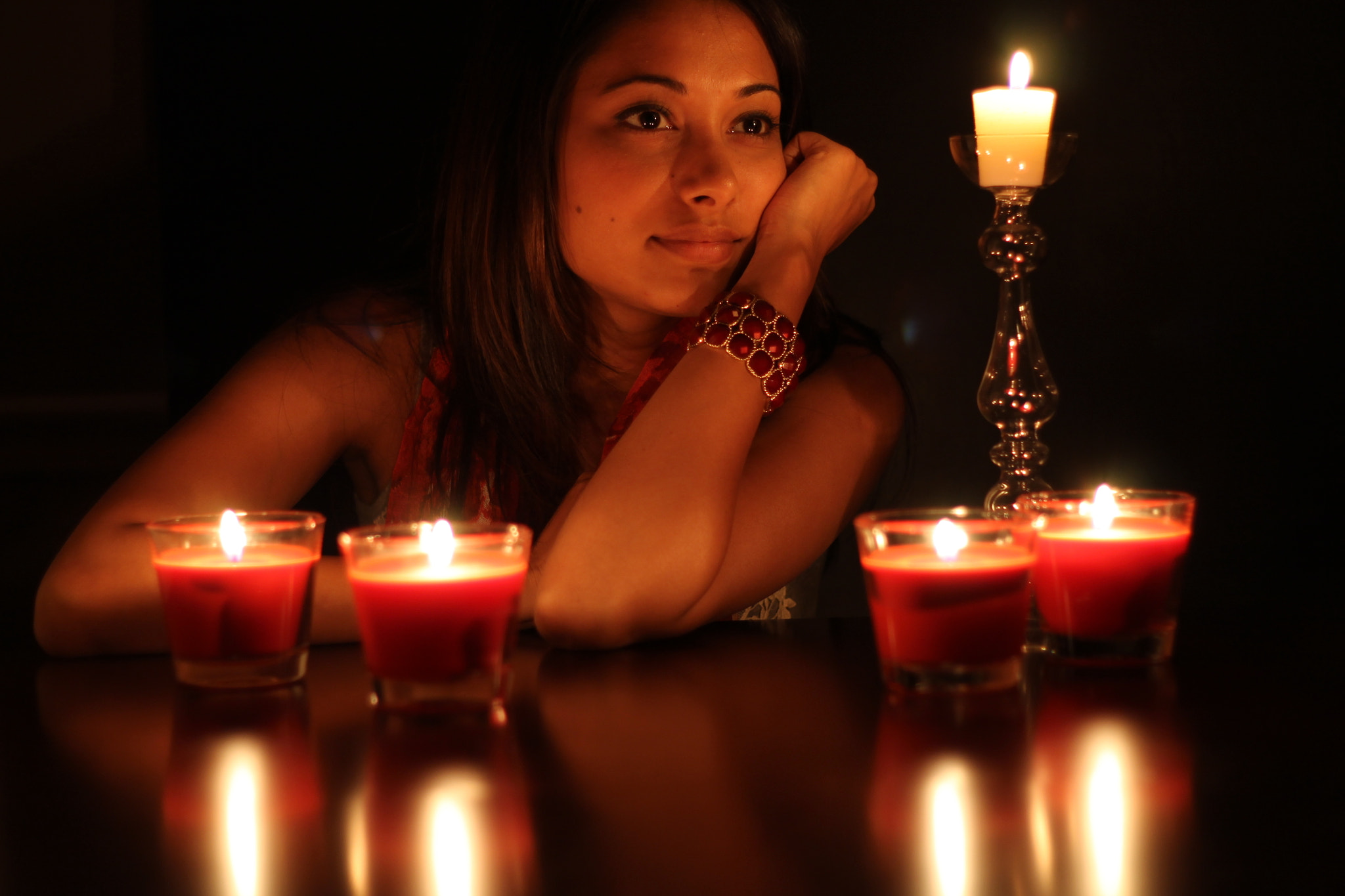 Photograph By candle light by Prashanth Nyer on 500px