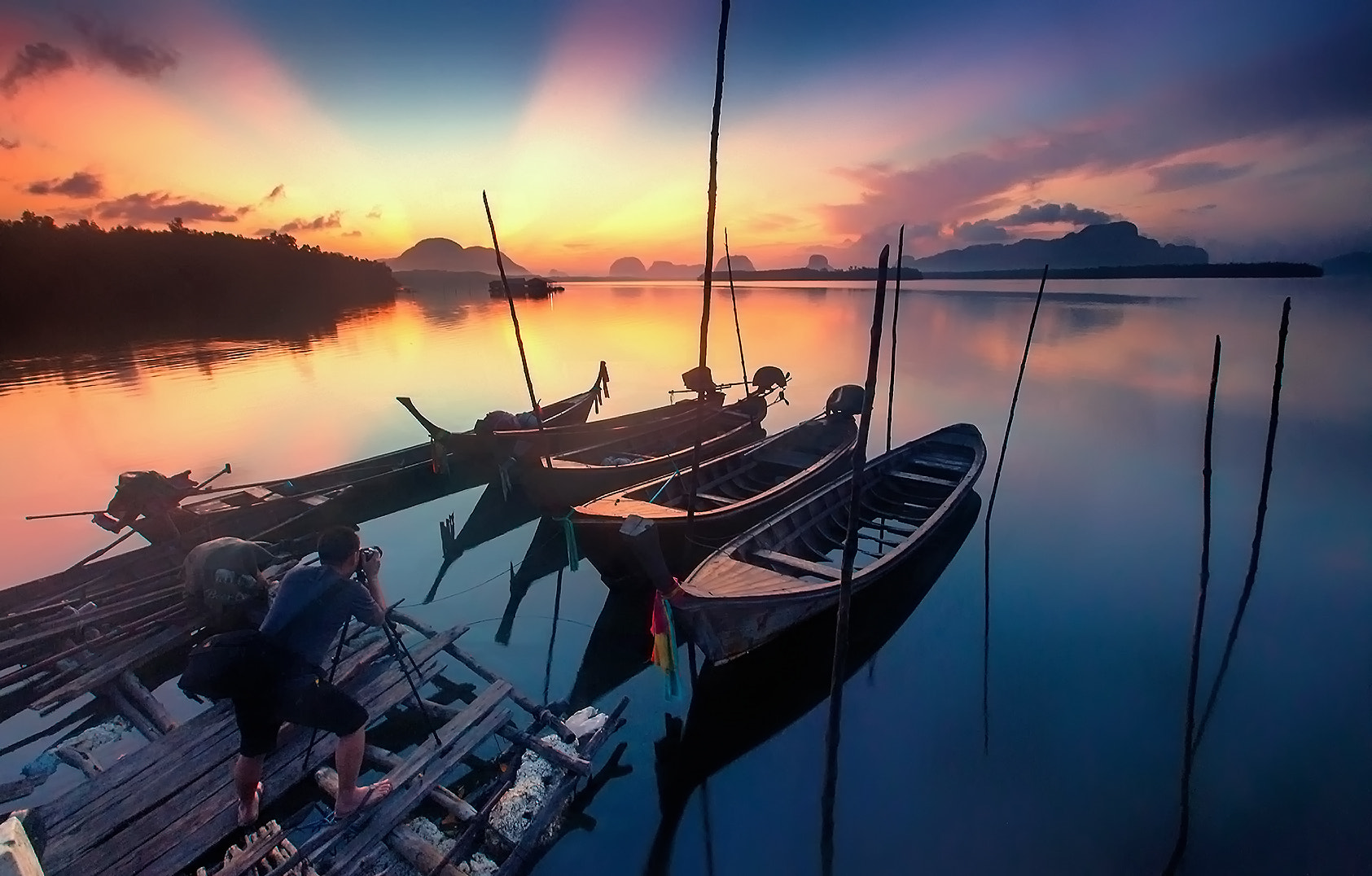 Photograph Into the new day by Wazabi Bomb  on 500px