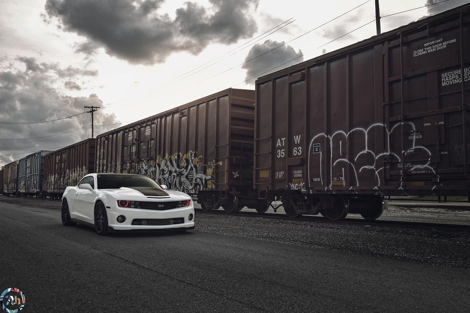 Photograph 2010 Camaro SS by Steve Staffan on 500px