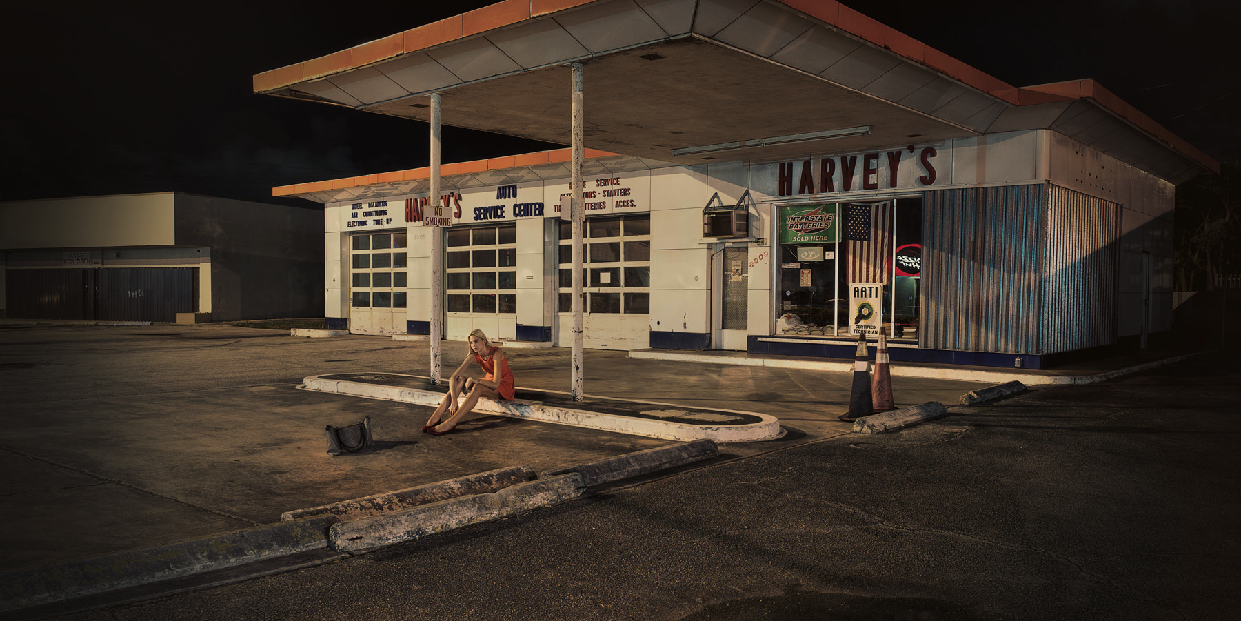 Photograph Lost in Station, Miami (FL) by Julien Dumas on 500px