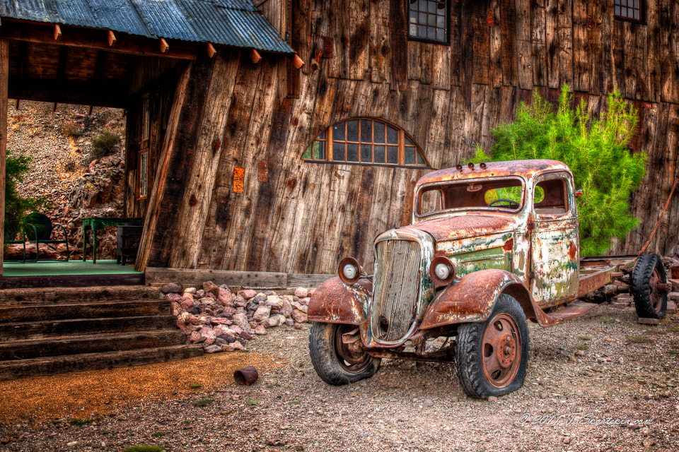Photograph Old Truck by Lorne Marcum on 500px