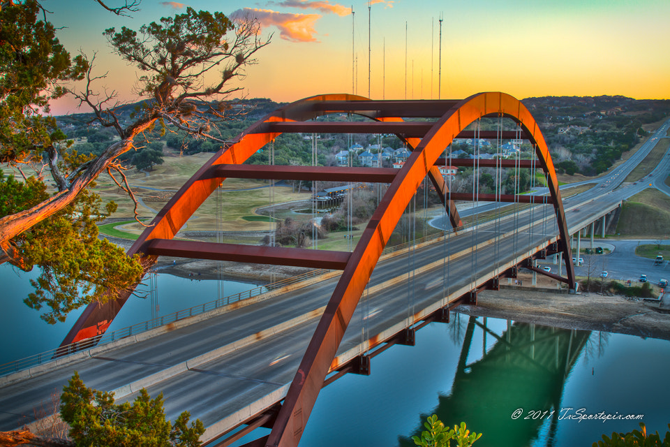 Photograph Pennybacker Bridge by Lorne Marcum on 500px