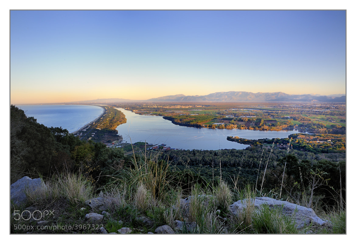 Photograph View from Circeo mount by mauro maione on 500px