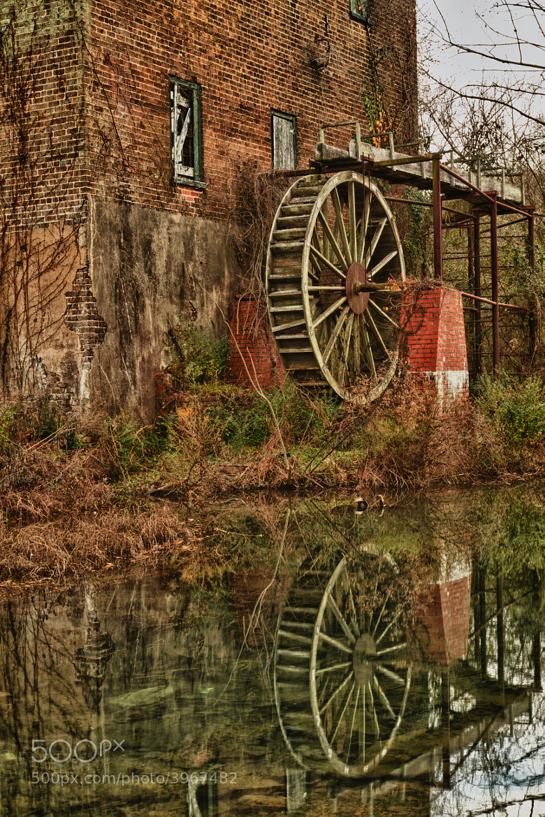Photograph Lindale Waterwheel_03 by Cameron Creations on 500px