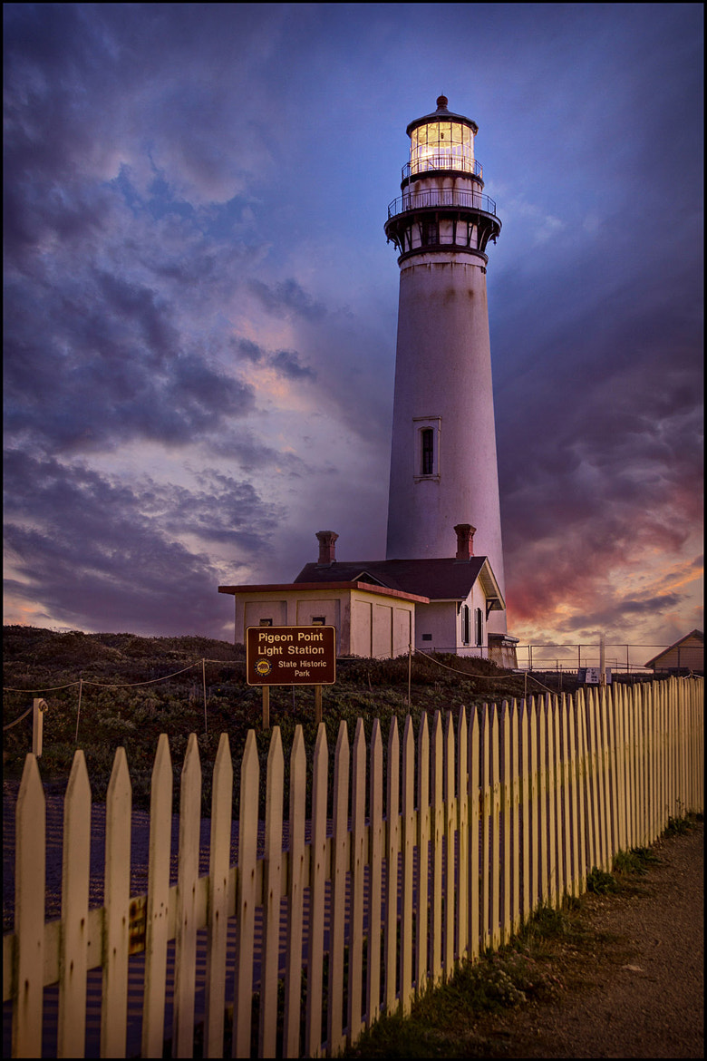 Photograph Pigeon Point Light Station by Mike Mc on 500px