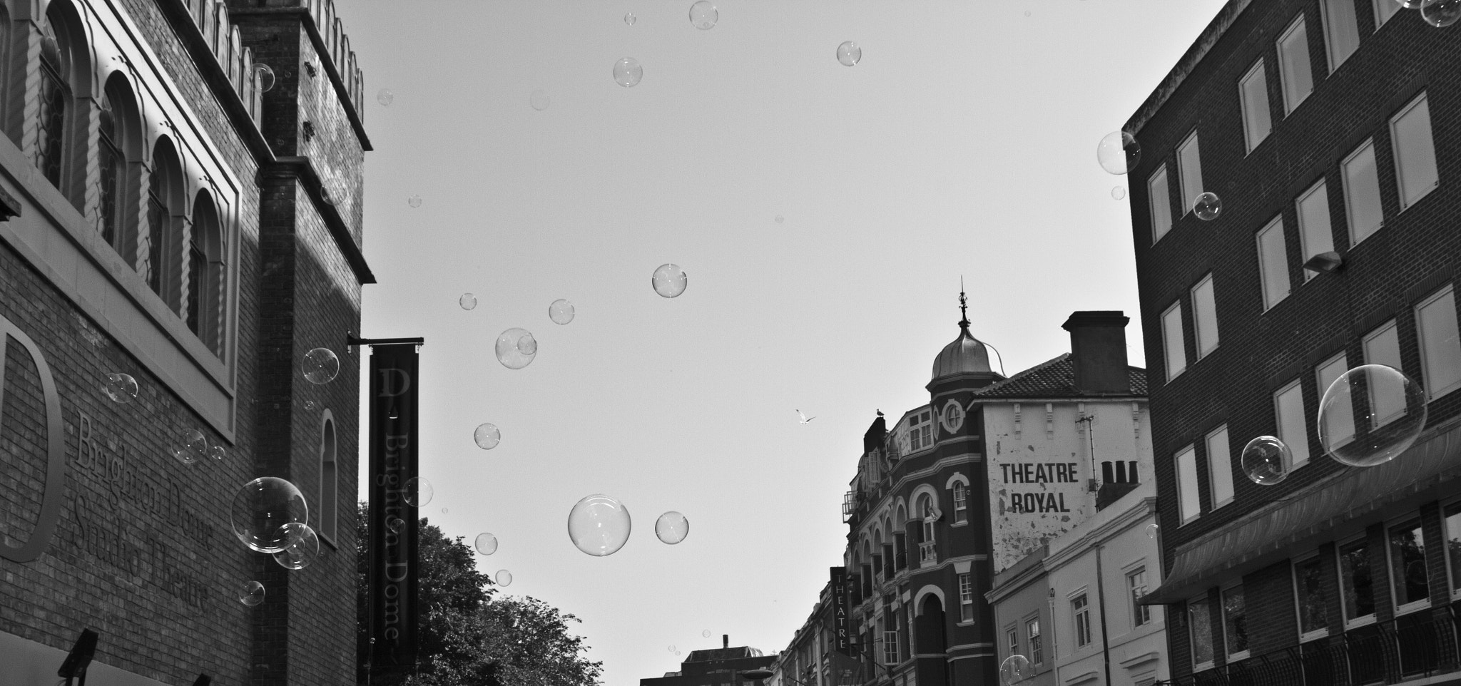 Photograph Bubble World by Paul Spencer on 500px