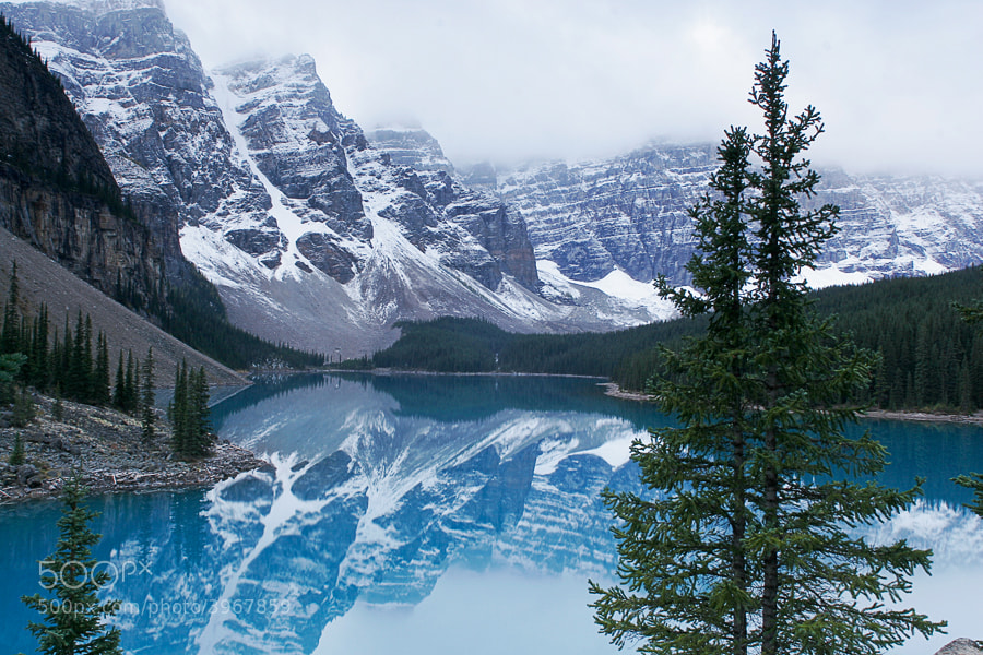 Photograph Moraine Lake by Jack Booth on 500px