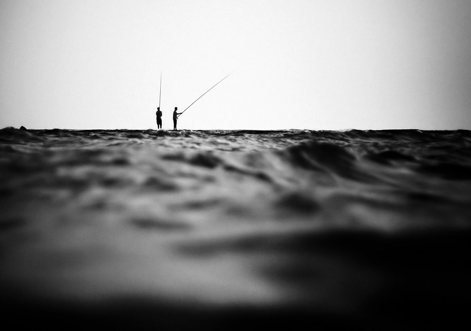Photograph fisherman by AimishBoy (Nadav Bagim) on 500px