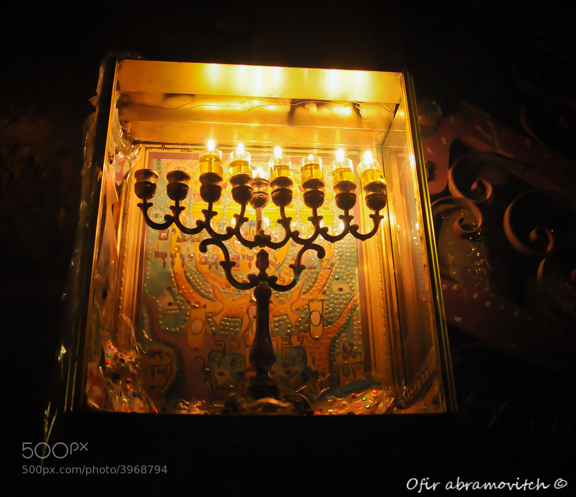 Hanukkah by Ofir Abramovitch on 500px.com