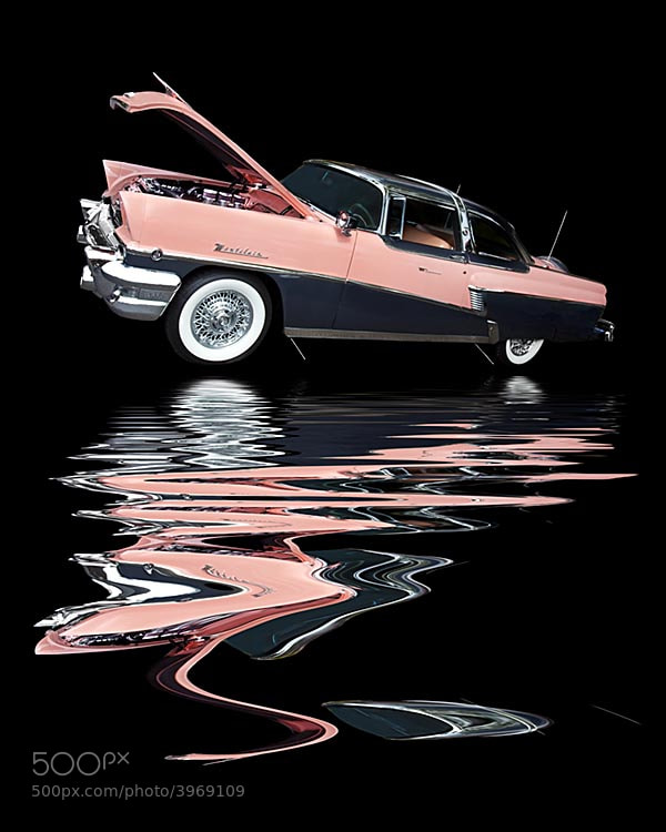Photograph 1956 Mercury Montclair by Bob Jensen on 500px