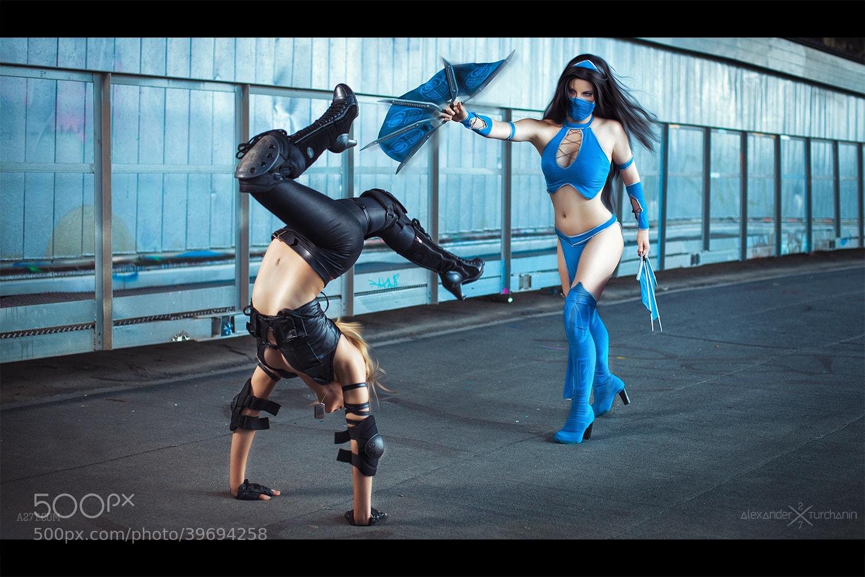 Photograph Mortal Kombat by Alexander Turchanin on 500px