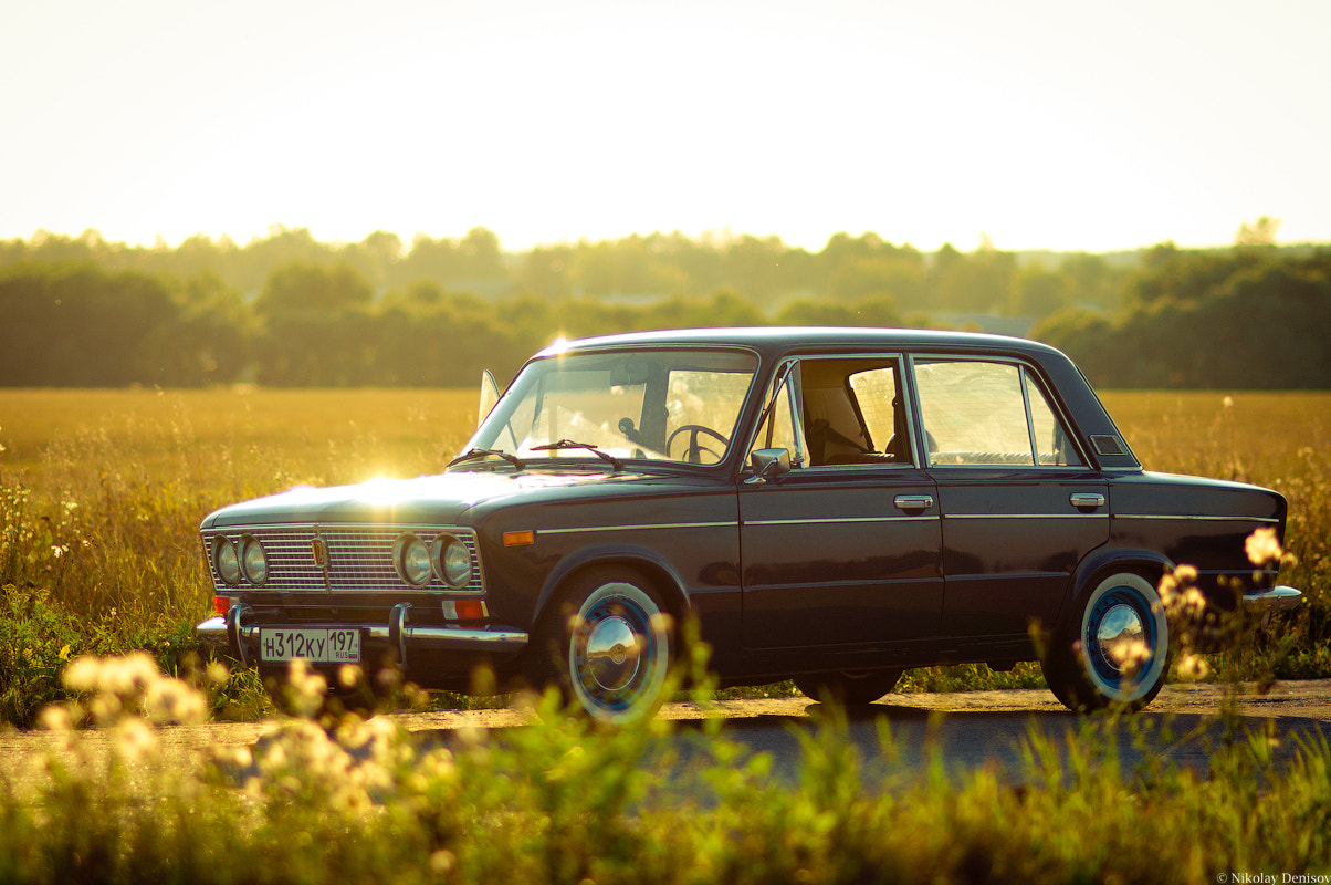 Photograph Lada 1600 by Nikolay Denisov on 500px