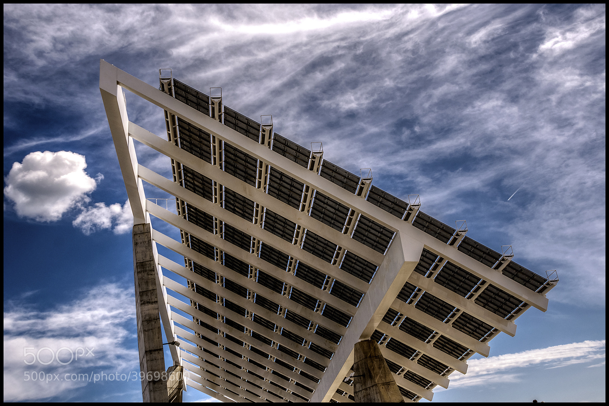 Photograph PLACA VOLTAICA  by JOSEP MATAMALA on 500px