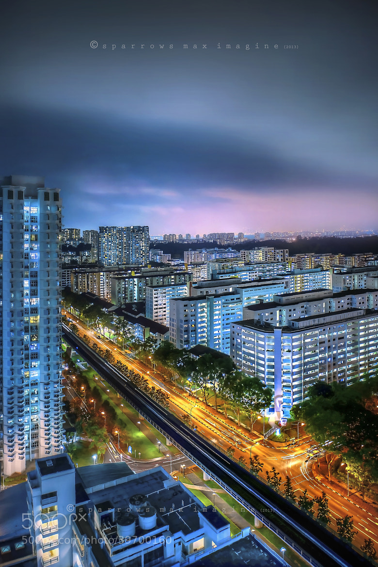 Photograph HDB bukit batok by M a x Ooi on 500px