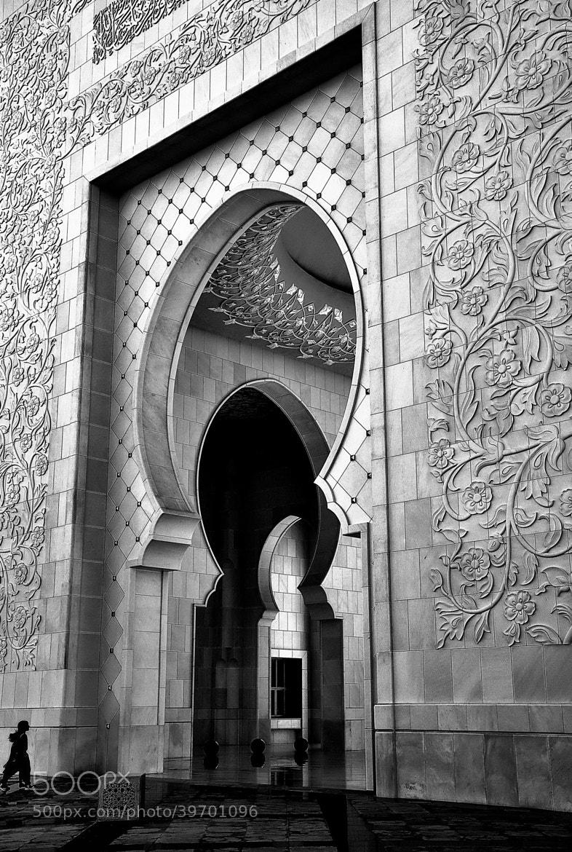 Photograph Grand Entrance by Farah Al Balooshi on 500px