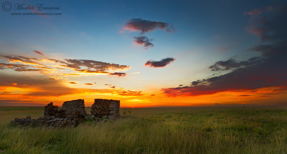 Photograph The Crumbling Walls by Morkel Erasmus on 500px