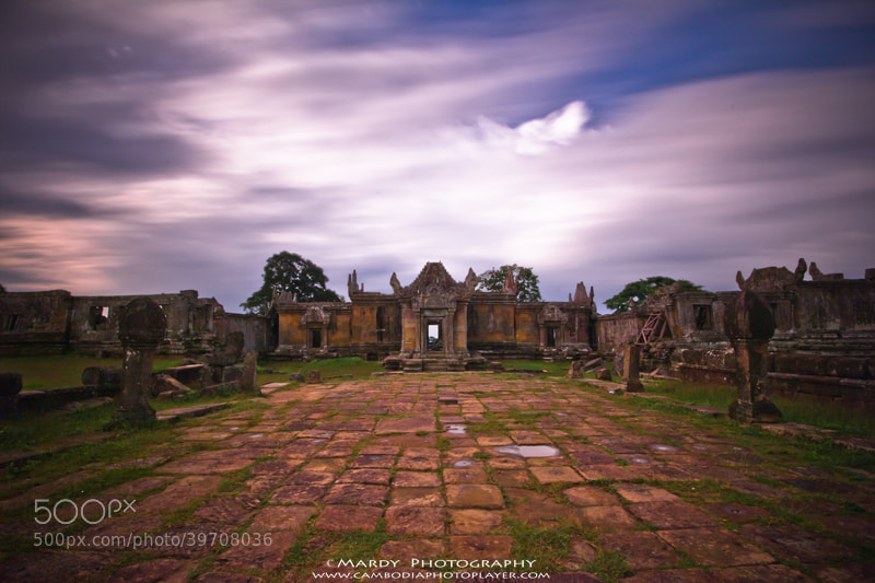 Photograph Happy! CAMBODIA 5th year anniversary PREAH VIHEA WORLD HERITAGE 07.07.2008 - 07.07.2013. by Mardy Photography on 500px