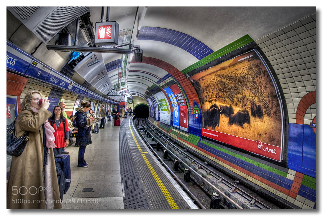 Photograph Tube by Roger Coleman on 500px