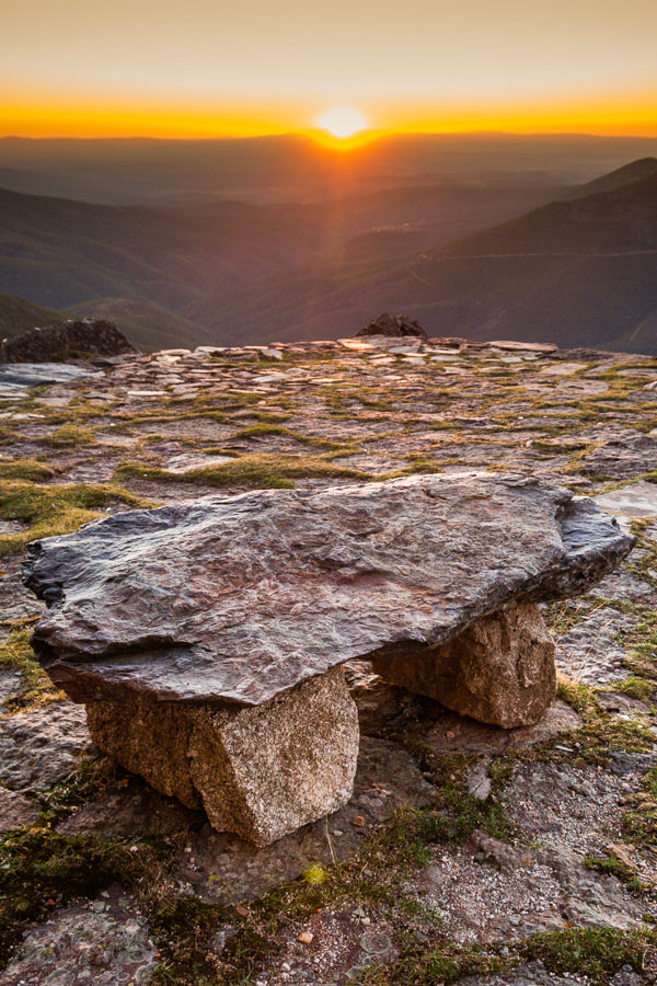 Photograph Stone Seat by Jose Agudo on 500px