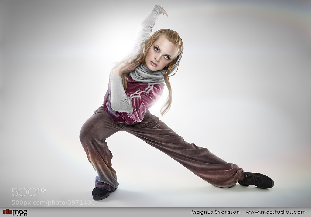 Photograph Dance 02 by Magnus Svensson on 500px