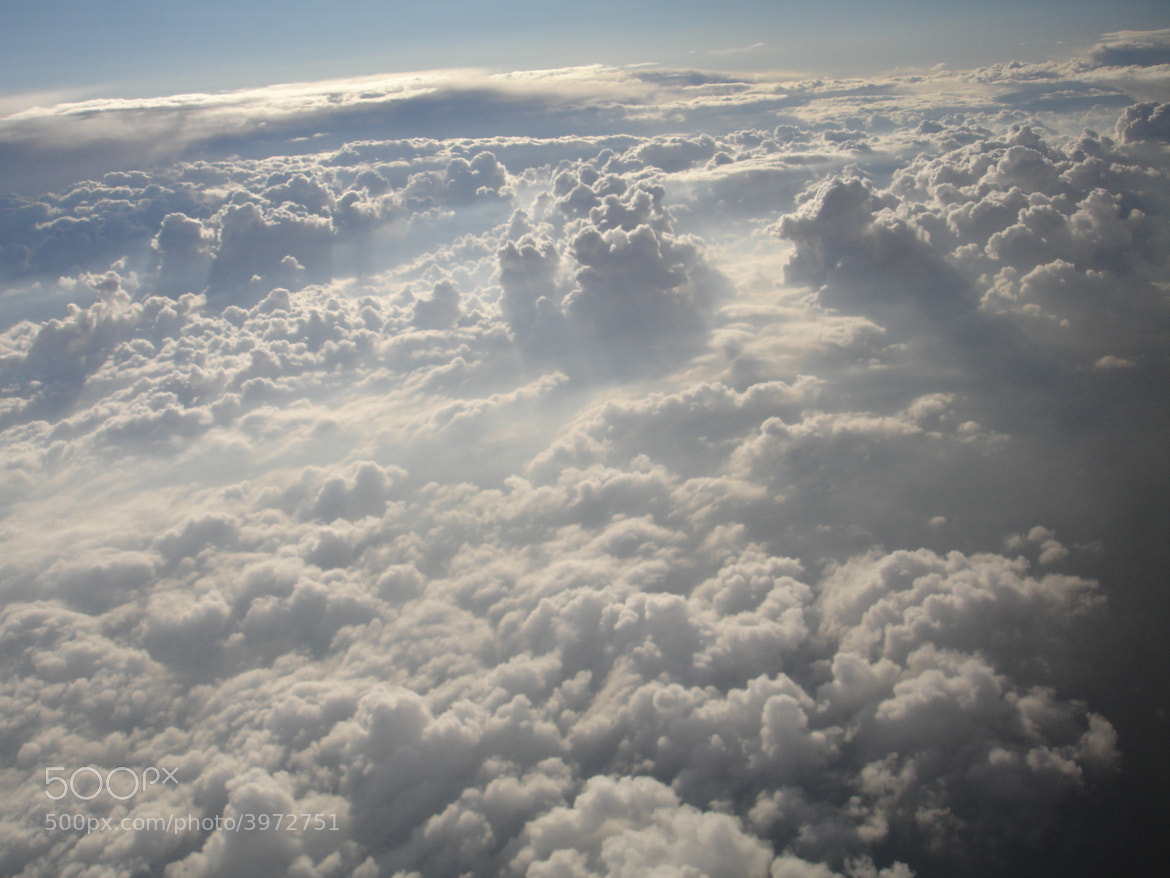Photograph Far above the clouds by Barna  on 500px