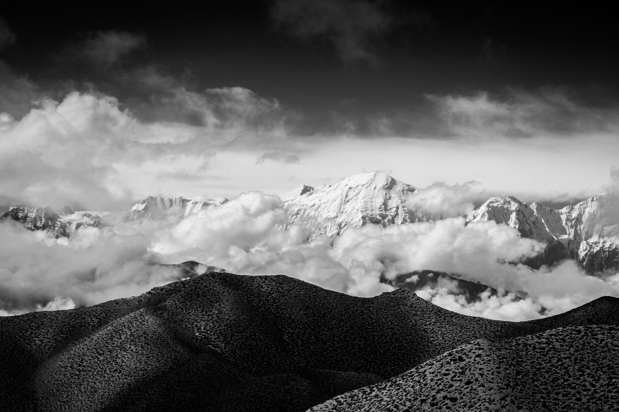 Photograph Tilicho Peak 7135 Meters  by Stefan Traxinger on 500px