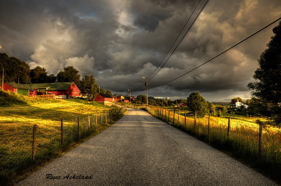 Photograph Farmers land by Rune Askeland on 500px