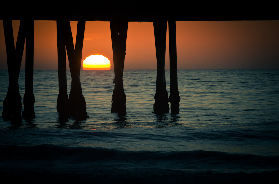 Photograph Chasing the Sun by Scott Thomas on 500px