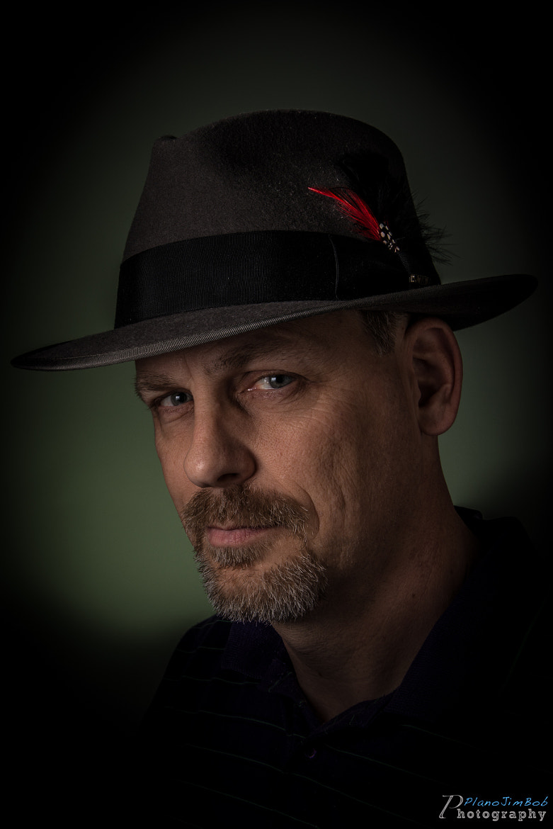 Photograph After a haircut, but with a hat by Robert Wyatt on 500px