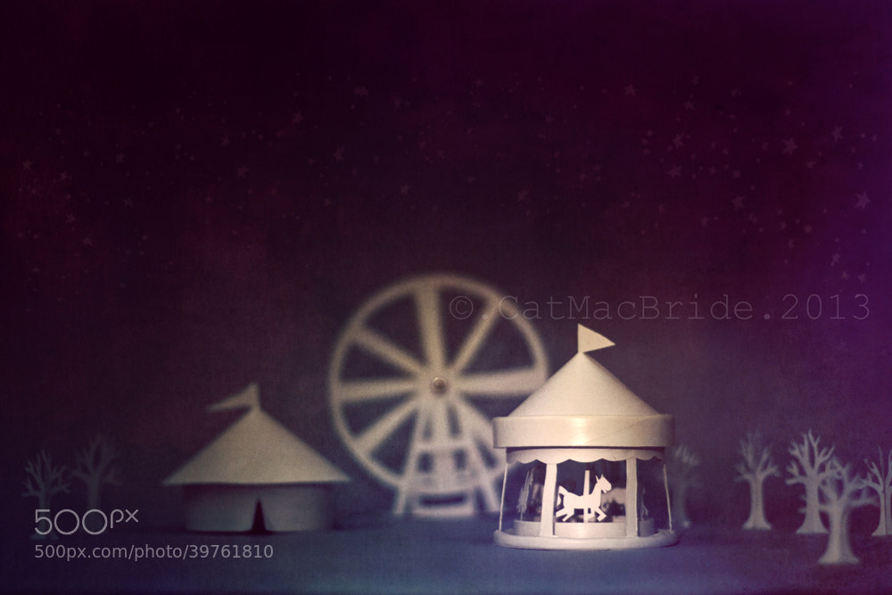 Photograph Summer night fair by Catherine MacBride on 500px