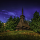 ������, ������: Church in the village museum