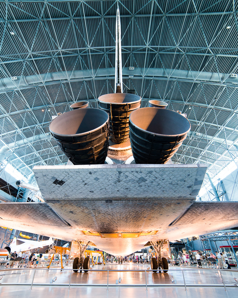 Photograph Space Shuttle Discovery by Sven Bannuscher on 500px