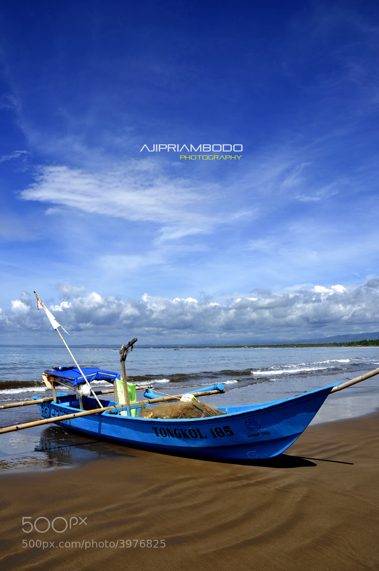 Photograph Pangandaran Beach #1 by aji priambodo on 500px