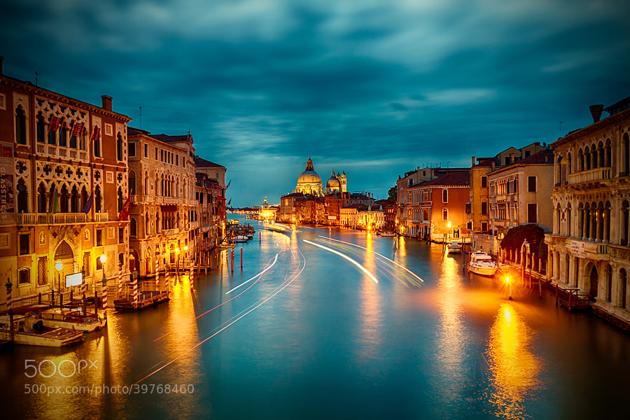 Photograph Venice Lights by Adrian Vörös on 500px